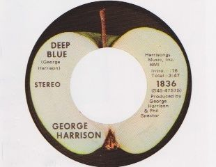 Deep Blue (song) 1971 song performed by George Harrison