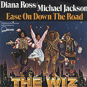 Ease on Down the Road 1978 single by Michael Jackson and Diana Ross