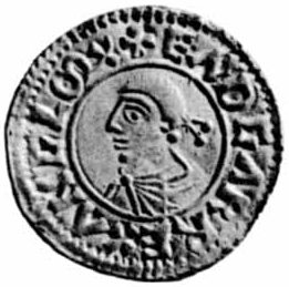 Penny (English coin) early coin in the Kingdom of England