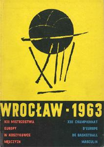 EuroBasket 1963 1963 edition of the Eurobasket