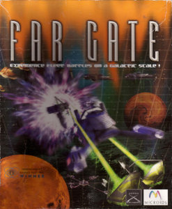 Far Gate (video game) box cover.jpg
