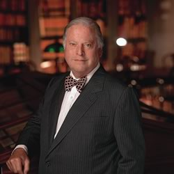 Finn M. W. Caspersen American financier, attorney, philanthropist