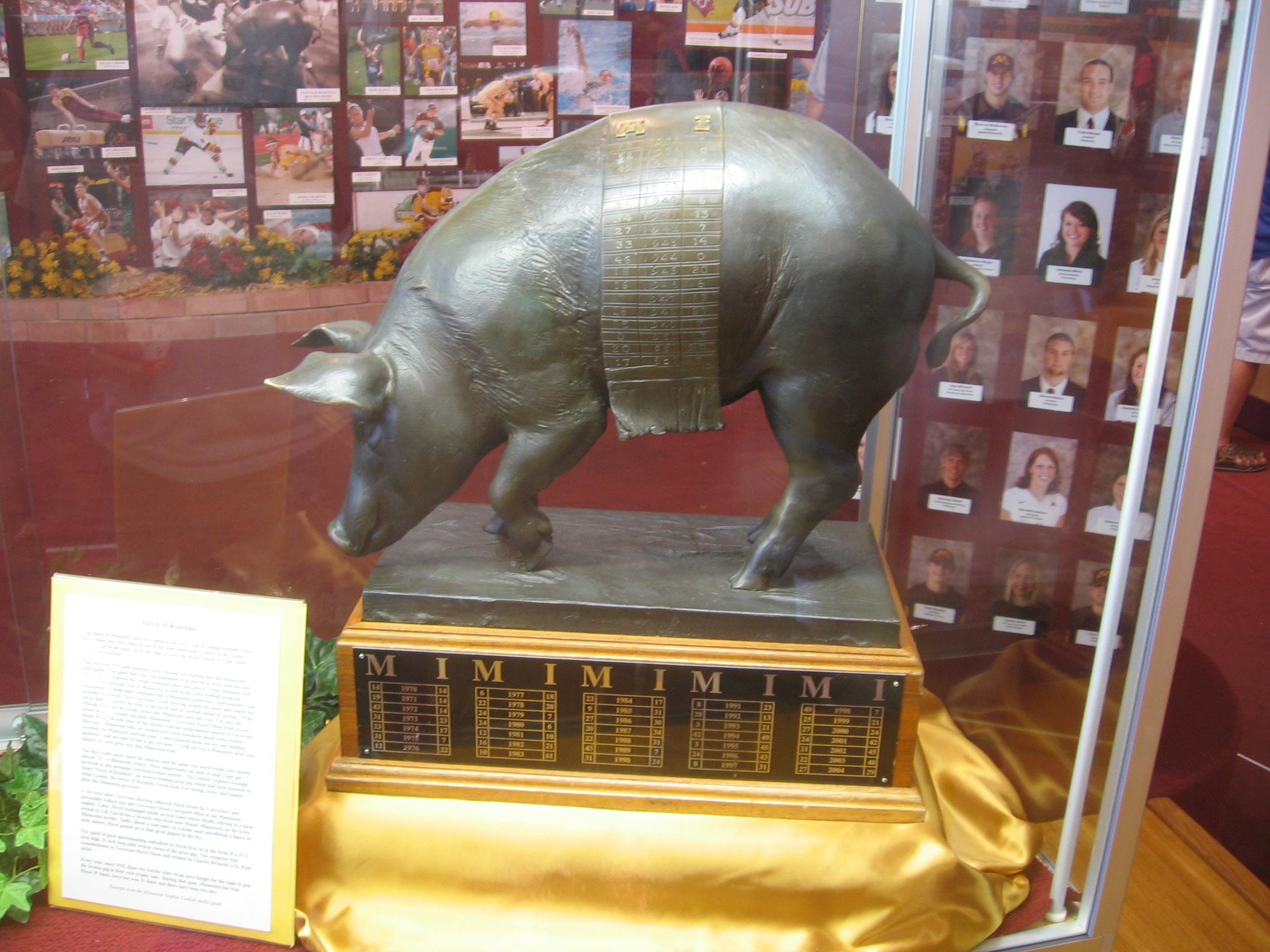 Floyd of Rosedale Trophy