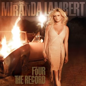 miranda lambert, for the records, hurts to think, cd, album