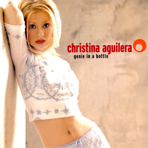 "Résultat de recherche d'images pour ""cd france christina aguilera genie in a bottle single"""