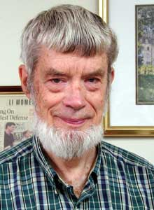 George C. Williams (biologist) evolutionary biologist from the United States