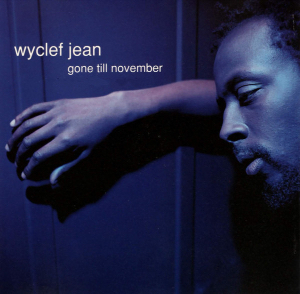 Wyclef Jean - Gone till November (studio acapella)