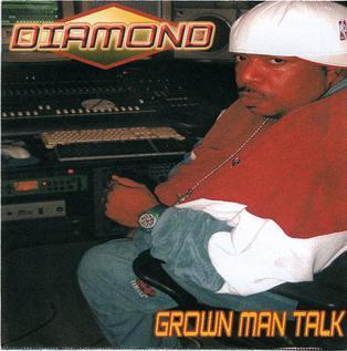 Resultado de imagen para Diamond D - Grown Man Talk
