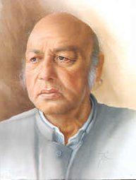 Habib Jalib Pakistani poet