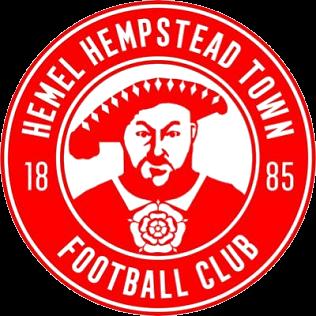 Hemel Hempstead Town F.C. Association football club in Hemel Hempstead, England