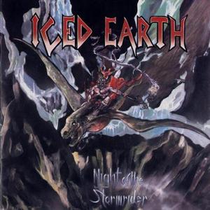 <i>Night of the Stormrider</i> 1991 studio album by Iced Earth