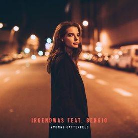 Irgendwas single by Yvonne Catterfeld