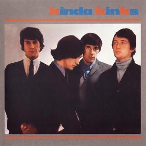 <i>Kinda Kinks</i> album