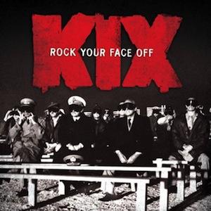 <i>Rock Your Face Off</i> 2014 studio album by Kix