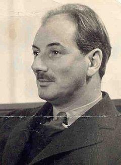Portrait of Lewis Mumford