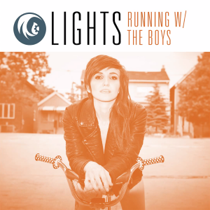 Lights — Running with the Boys (studio acapella)