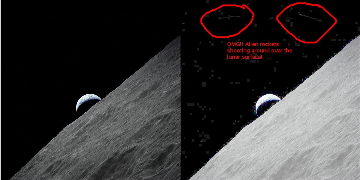 best proof of moon landing - photo #33