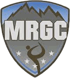 Mountain Rim Gymnastics Conference logo