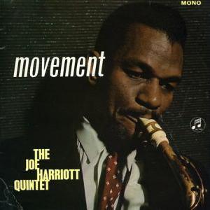 <i>Movement</i> (Joe Harriott album) 1963 studio album by Joe Harriott