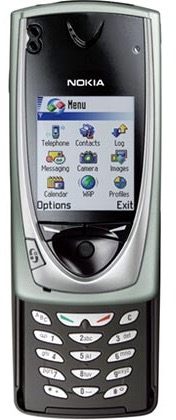 Image result for Nokia 7650 (2001)