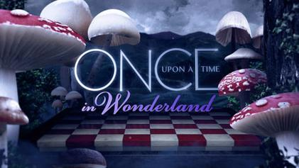 Once Upon a Time Wonderland Alice Once Upon a Time in Wonderland
