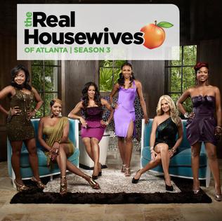 <i>The Real Housewives of Atlanta</i> (season 3) Season of television series
