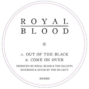 Royal Blood — Out of the Black (studio acapella)
