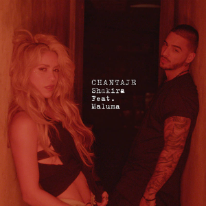 Image result for chantaje album cover