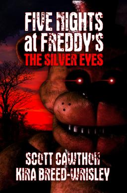 Five nights at freddys book series