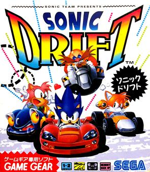 <i>Sonic Drift</i> 1994 video game