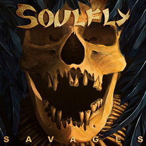 <i>Savages</i> (Soulfly album) 2013 studio album by Soulfly