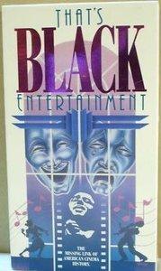 <i>Thats Black Entertainment</i>