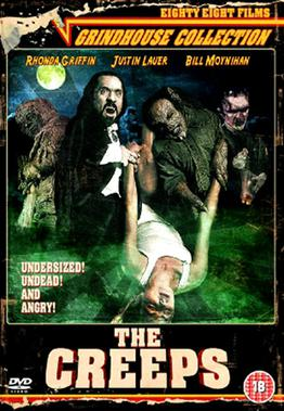 grindhouse poster template - the creeps film wikipedia