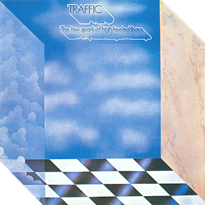 <i>The Low Spark of High Heeled Boys</i> 1971 studio album by Traffic