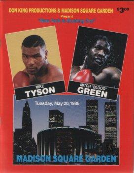 Mike Tyson Vs Mitch Green Wikipedia