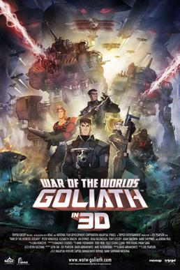 War of the Worlds: Goliath War of the Worlds Goliath Wikipedia the free encyclopedia 350x525 Movie-index.com