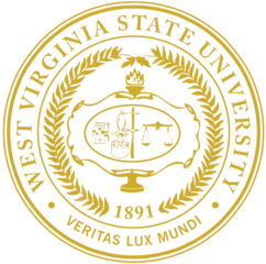 West Virginia State University seal.png