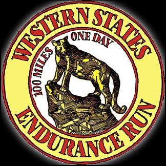 Western States Endurance Run patch