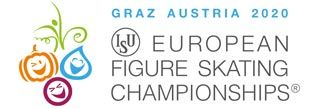 2020 European Figure Skating Championships figure skating competition