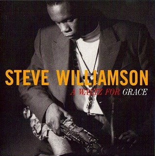 <i>A Waltz for Grace</i> 1990 studio album by Steve Williamson