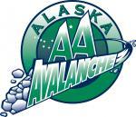 Alaska Avalanche logo.