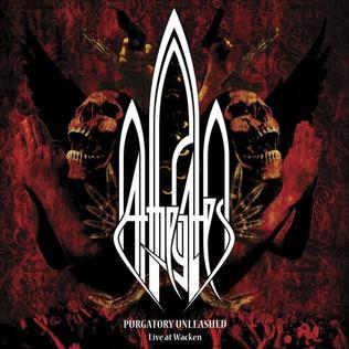 <i>Purgatory Unleashed – Live at Wacken</i> live album
