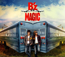 <i>Magic</i> (Bz album) 2009 studio album by Bz