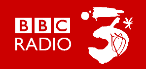 The Radio 3 logo, introduced in 2000 along wit...