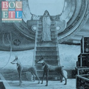 <i>Extraterrestrial Live</i> 1982 live album by Blue Öyster Cult
