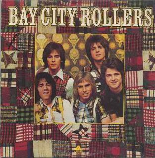 <i>Bay City Rollers</i> (album) 1975 compilation album by Bay City Rollers