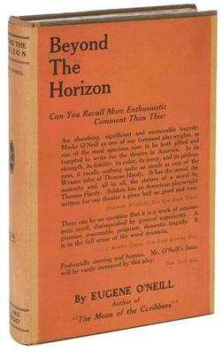 an analysis of beyond the horizon and diffrent by eugene oneill Quiz & worksheet - life & works of eugene check your recollection of the different characters and themes in eugene o analysis and characters eugene o'neill's.
