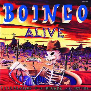<i>Boingo Alive</i> live album by Oingo Boingo