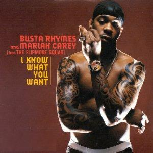 Busta Rhymes and Mariah Carey featuring Flipmode Squad — I Know What You Want (studio acapella)