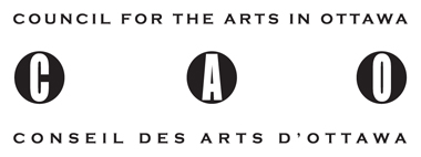 Council for the Arts in Ottawa logo